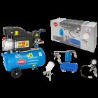 Airpress compressor HL 310-25 met accessoireset 5 delig