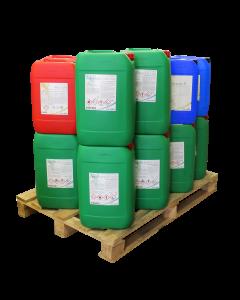 Cid Lines Reinigingspakket 12-8-4 geschikt voor Lely A2/A3   Pakket 1