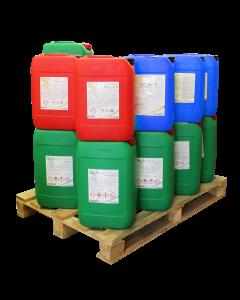 Cid Lines Reinigingspakket 10-9-5 geschikt voor Lely A4/A5  Pakket 2
