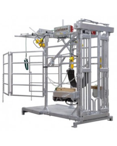 Dutch Hoof Care Klauwverzorgingsbox   elektrisch   compleet   inclusief diverse opties
