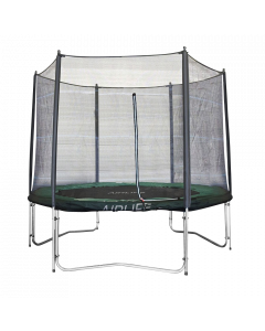 Airlife Trampoline met veiligheidsnet 305cm | Super Zwaar