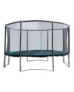 Airlife Trampoline met veiligheidsnet 430cm | Super Zwaar Carbon