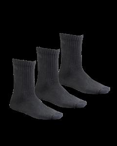 Gevavi werksokken | GW84 Basic | zwart | 3 paar | BTN de Haas