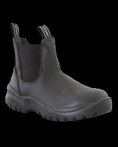 Grisport Werkschoenen S3 | hoog instapmodel | bruin | 72457C | BTN de Haas
