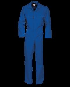 Overall Havep 2090 blauw drukknoop BTN de Haas