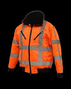 M-Wear 0966 Pilotjack werkjas Oranje RWS EN471 | beaver BTN de Haas