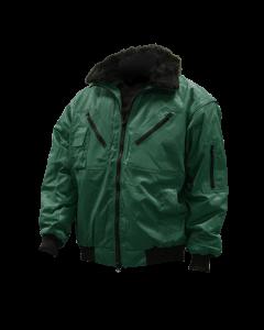 M-Wear 8385 Pilotjack werkjas Groen | beaver | BTN de Haas