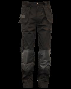afbeelding_Werkbroek M-Wear 7260 worker zwart BTN de Haas