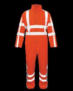 Regenoverall M-Wear 5707 oranje RWS