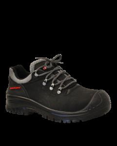 Sixton werkschoenen S3 | laag model | Badia | Zwart