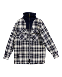 Storvik Thermojack Vancouver | Wit/Navy | BTN de Haas