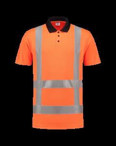 Tricorp Poloshirt RWS   203006   Fluor Oranje   ISO 20471   BTN de Haas