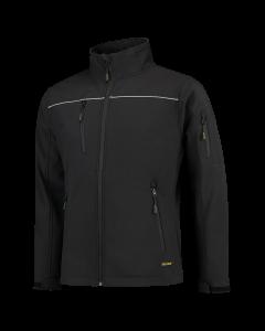 Tricorp Softshell jas | TSJ2000 | Zwart | BTN de Haas